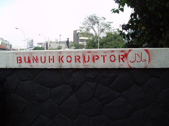 bunuh koruptor halal