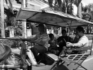 Masih Ada Delman di Jakarta